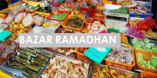 Bazar Ramadhan di johor bahru terkini 2017