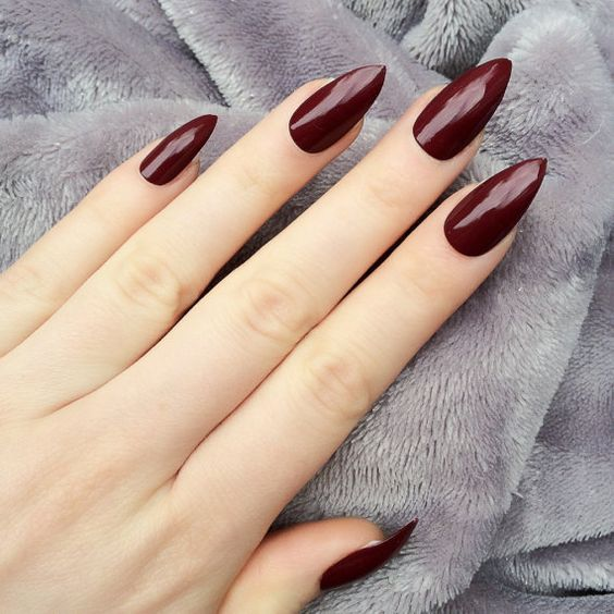 Remain An Instantly Cly And Clic Winter Look Dark Polishes Are Perfect For Every Skin Tone Great On All Nail Shapes Lengths