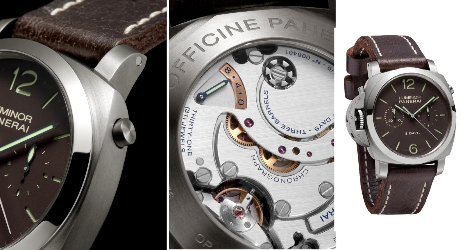 ddcfdf66834 Na colecção 2011 encontram-se relógios cuja caixa foi elaborada com  materiais tão apreciados como o ouro