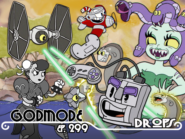 GODMODE 299 - DROPS