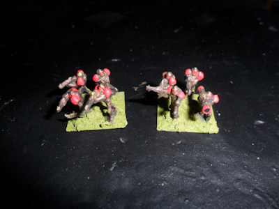 Power Troop Squad Painted