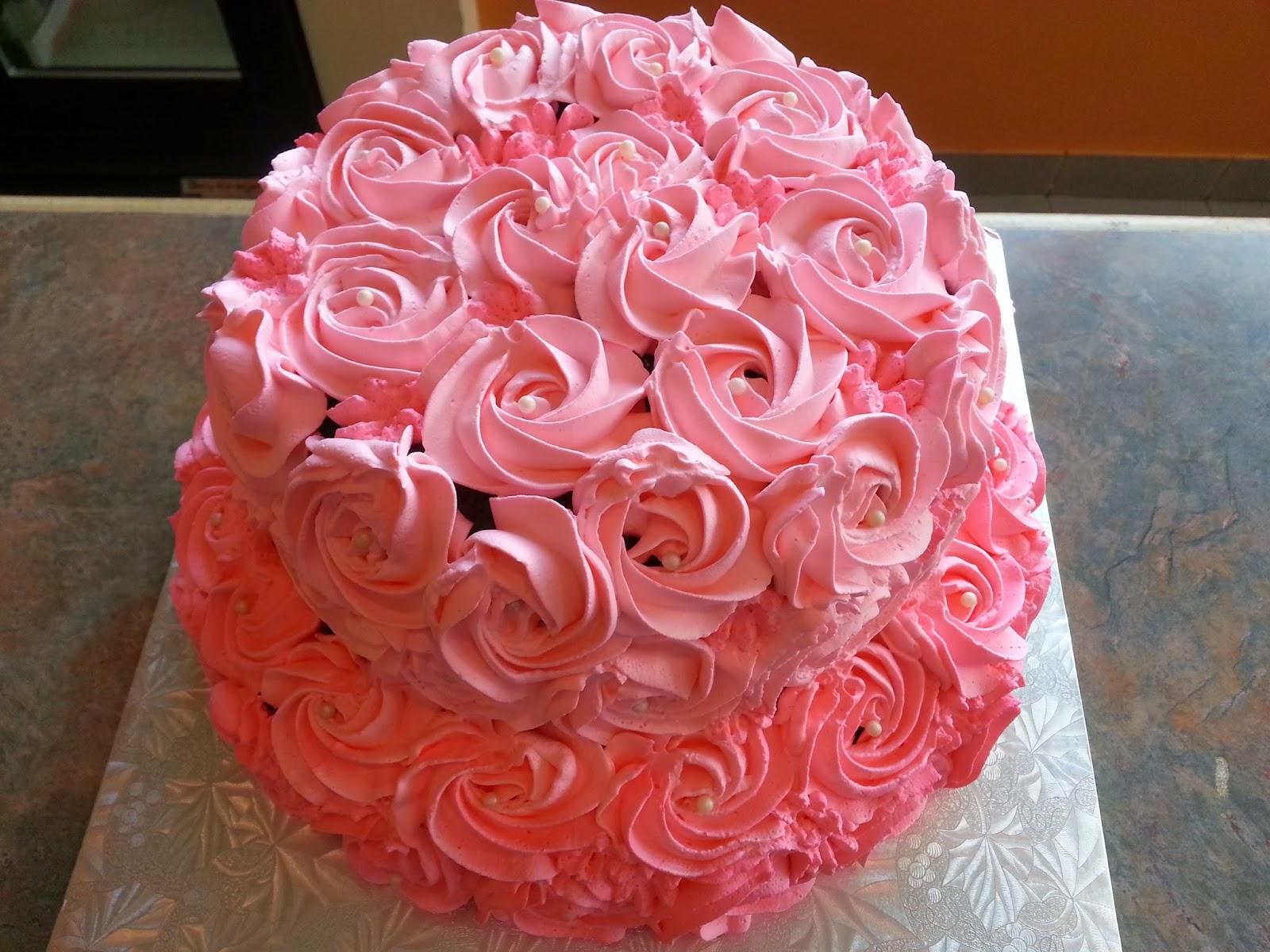 Recette Gateau Rose Cake