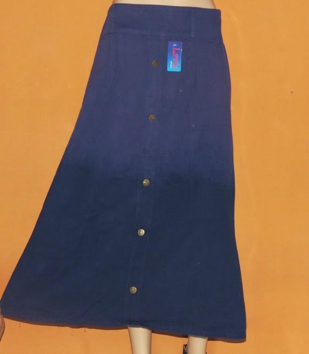 Rok Jeans dua Warna RM294