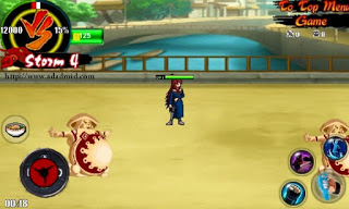 Download Naruto Senki Mod UNS 4 Version Code 1.1 Apk for Android