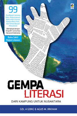 Gempa Literasi by Gol A. Gong dan Agus M. Irkham Pdf