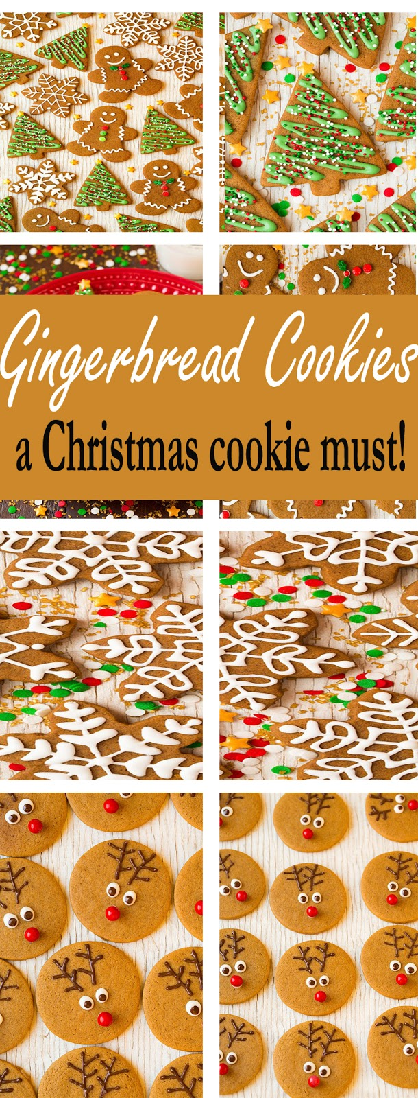 Gingerbread Cookies A Christmas Cookie Must Awesome Christmas