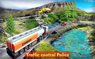 Game Oil Transporting Tanker 3D App