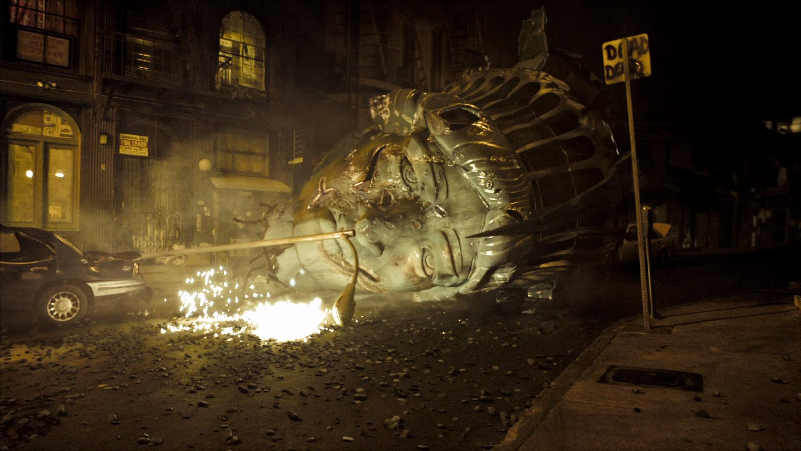 A Horror Diary Review Cloverfield 2008