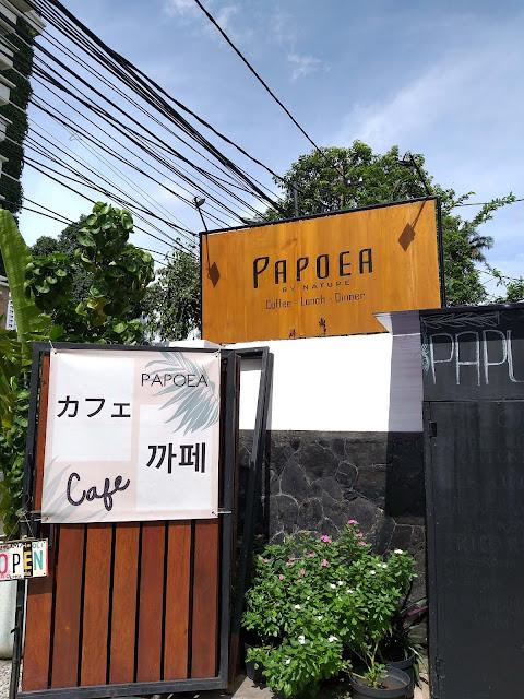 Papoea By Nature : Makan Khas Papua di Jakarta