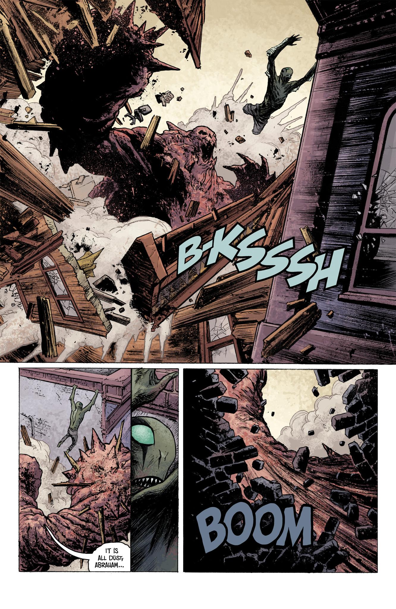 Read online Abe Sapien comic -  Issue #3 - 13