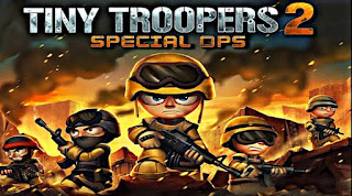 Tiny troopers special ops screen image