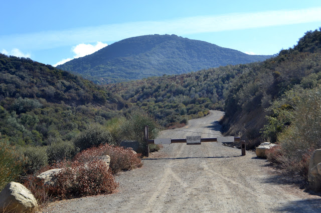 Howard Creek Trailhead