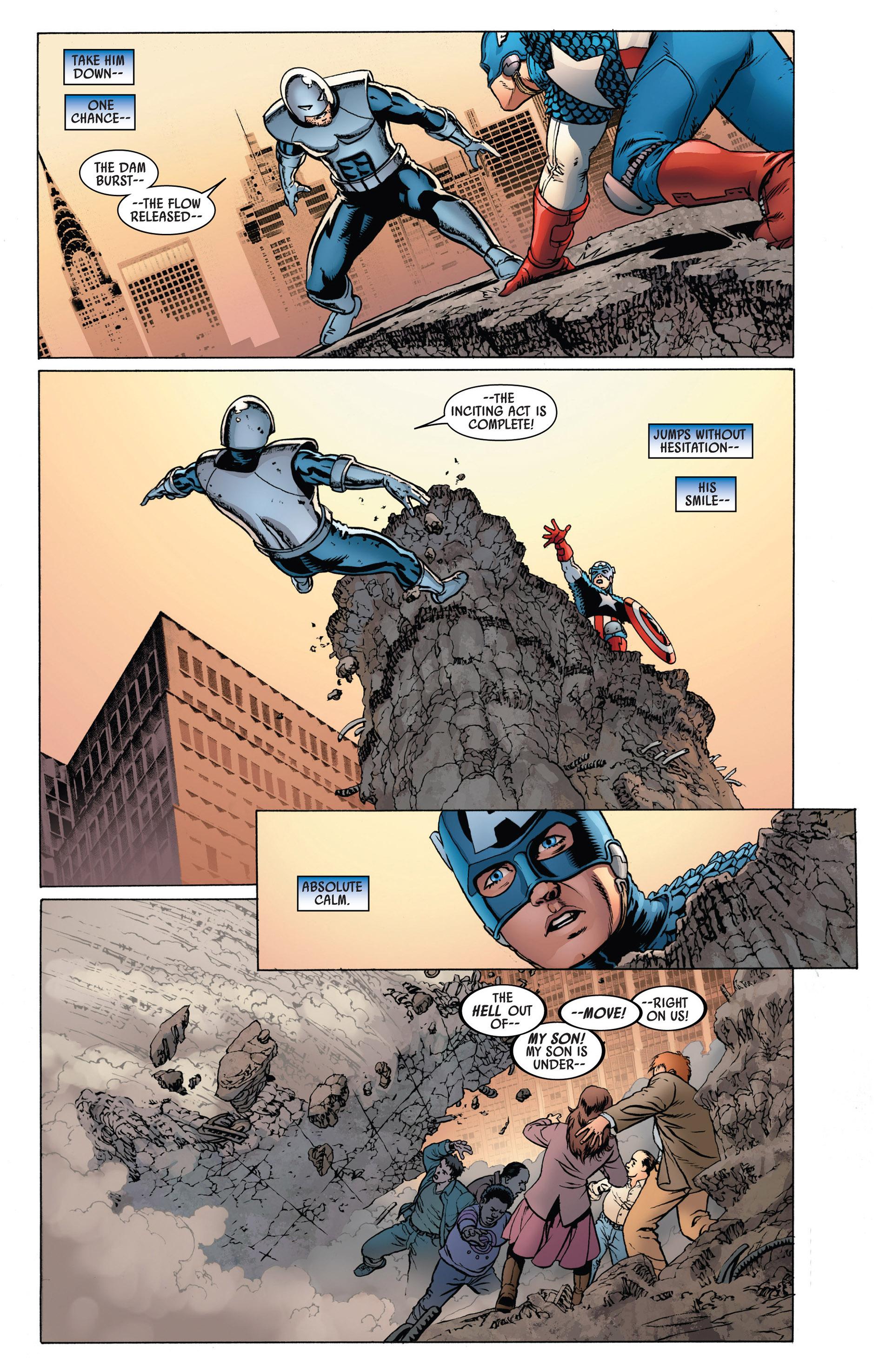 Read online Uncanny Avengers (2012) comic -  Issue #1 - 13