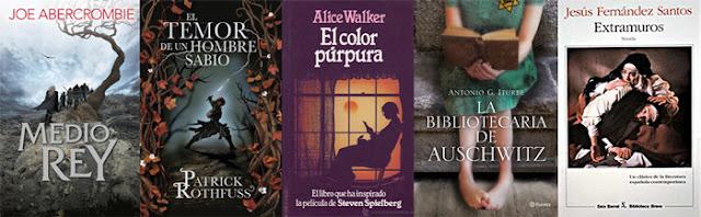 Libros sacados de la biblioteca (EMB IX)