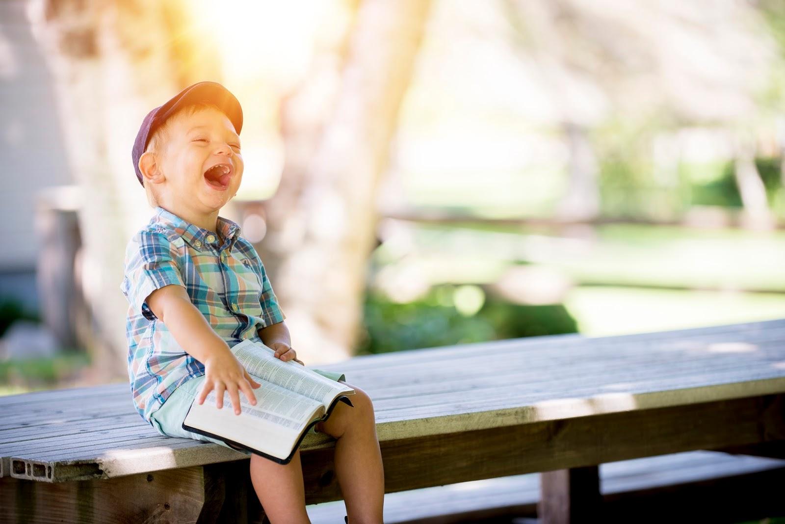 7 rodzajów uśmiechu :-)