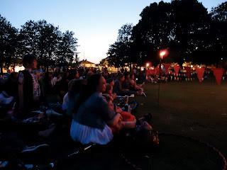Brighton Festivall Fringe audience