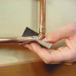 Como Reparar Fugas En Tuberias De Agua Aprender Hacer Bricolaje Casero