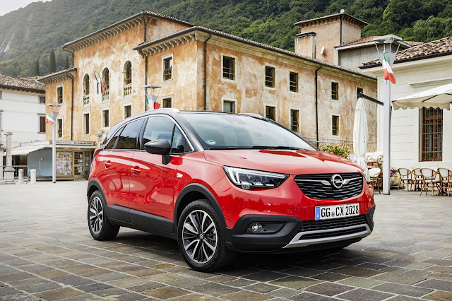 opel crossland x 2018 adsbygoogle window. Black Bedroom Furniture Sets. Home Design Ideas