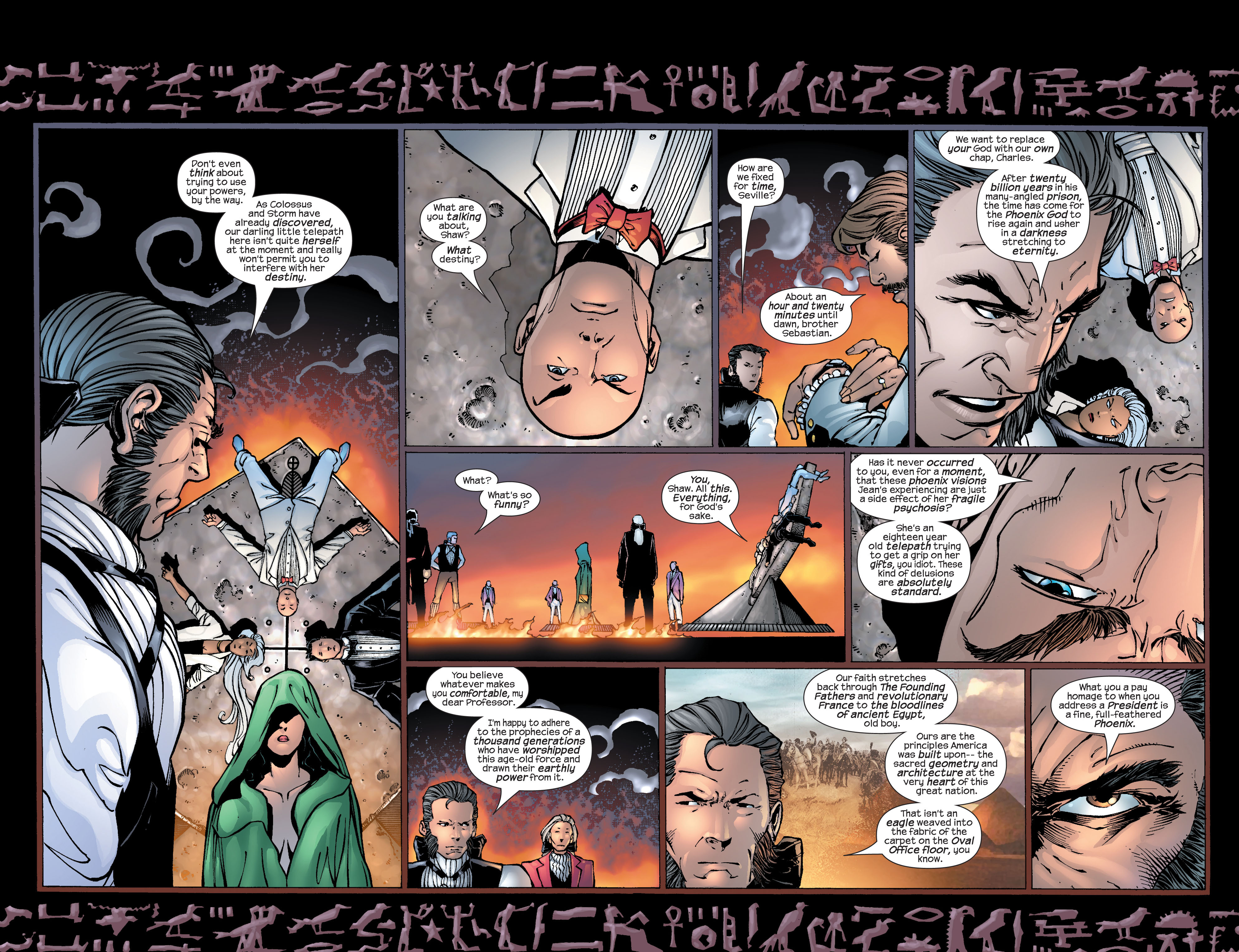 Read online Ultimate X-Men comic -  Issue #25 - 16