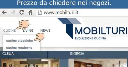 Risparmiello mobilturi cucine classiche prezzi rivenditori - Cucine mobilturi opinioni ...