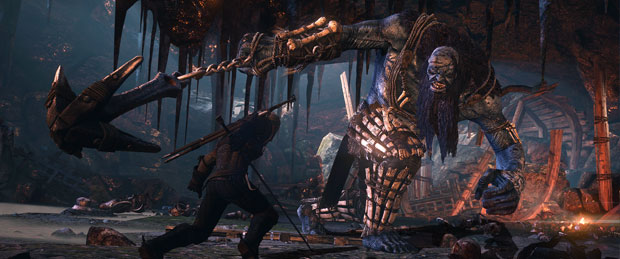 The Witcher 3 Combat Mechanics Detailed