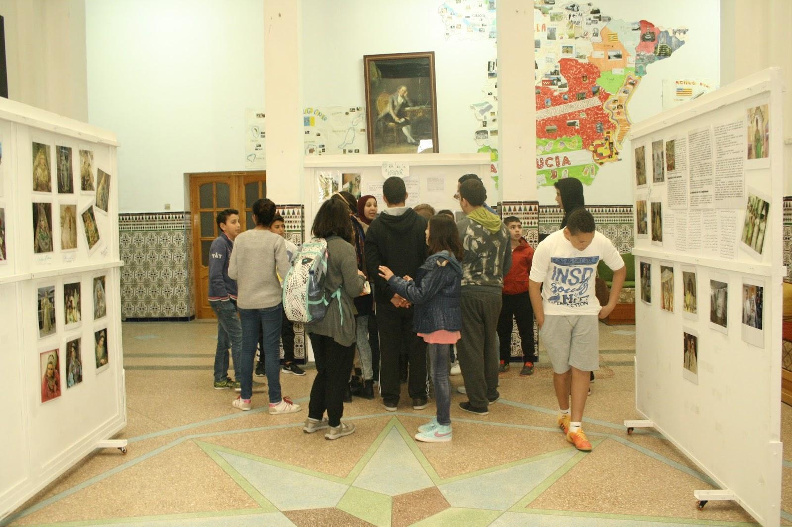 Ie melchor de jovellanos alhucemas aaee exposici n de for Educacion exterior marruecos
