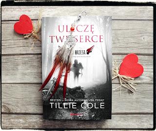 """Uleczę twe serce"" Tillie Cole"