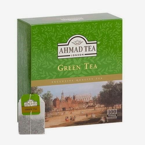 Ahamd Green Tea