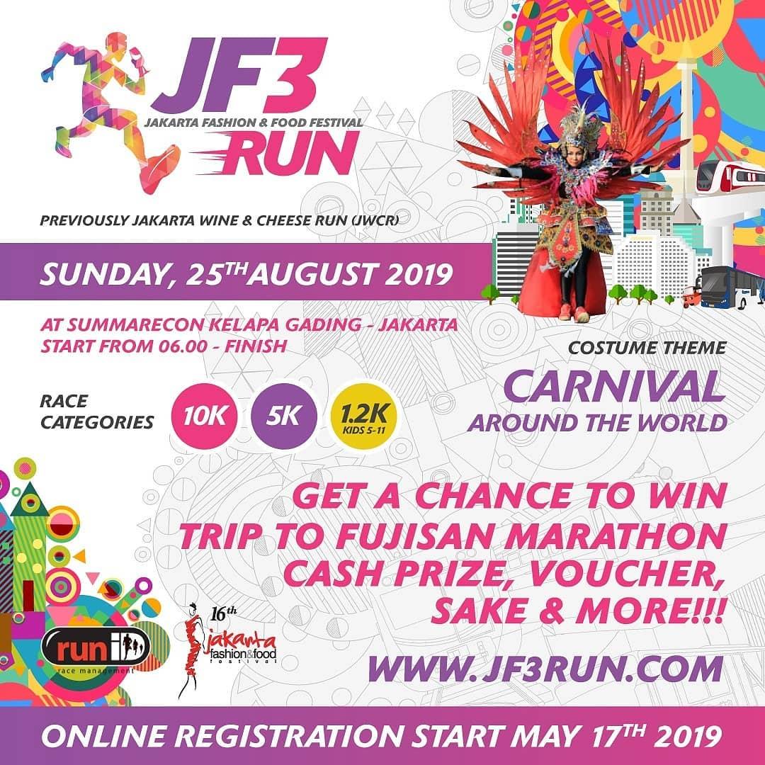 JF3 Run • 2019