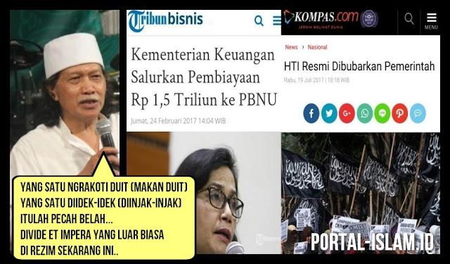 Para Pahlawan Nasional dan Dana Rp 1,5 Triliun.