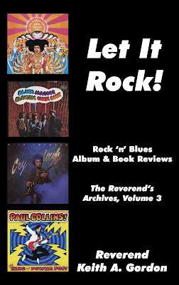 Rev. Keith A. Gordon's Let It Rock! book