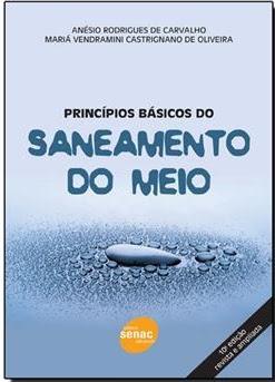 Capa: Princípios básicos do SANEAMENTO DO MEIO