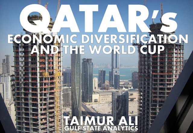 OPINION | Qatar's Economic Diversification and the World Cup by Taimur Ali