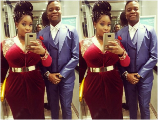 Toolz and Her Hubby Look Stylish in Cute Photos