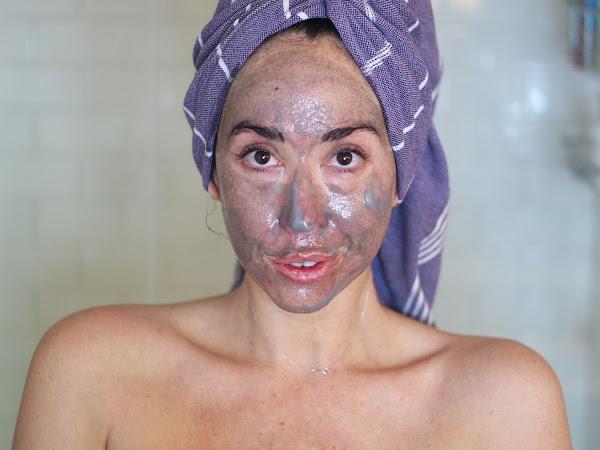 NIA Sunday Detox Whipped Clay Peel Off Mask