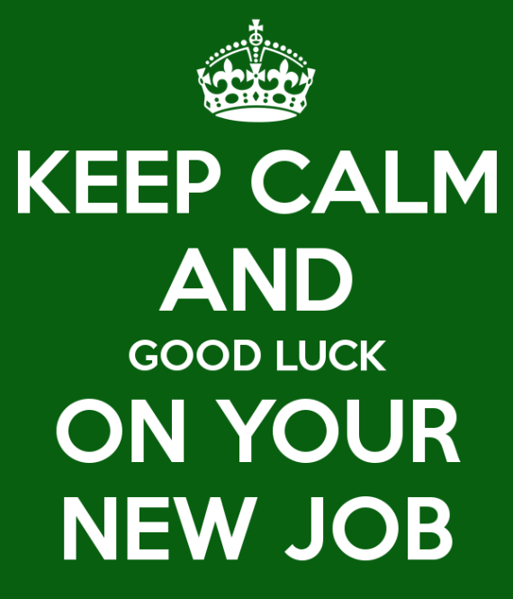 Congratulations Quotes New Job Position: Good Luck And Congratulations Quotes. QuotesGram