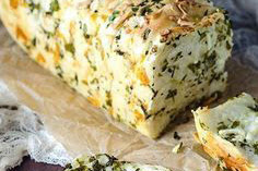 Garlic Herb and Cheese Bread Recipe
