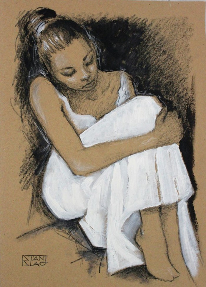 Итальянский художник. Vincenzo Stanislao