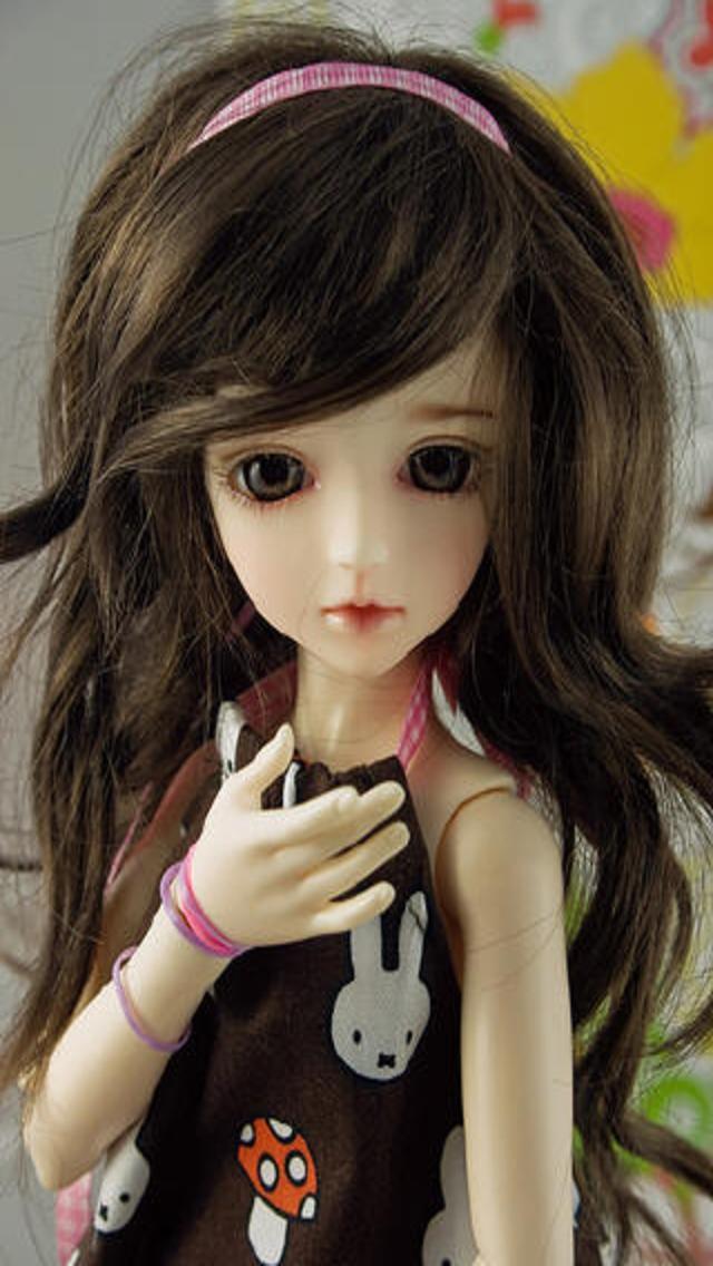 Smart Cute Doll Wallpaper Gambar Boneka Lucu Lengkap Gambar Foto