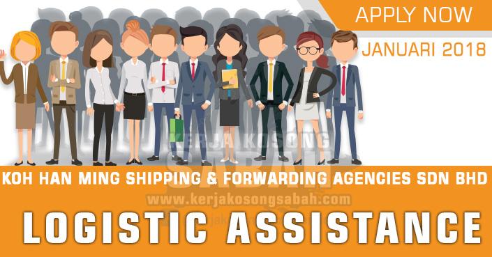 Kerja Kosong Sabah Januari 2018 - Logistic Assistance ...