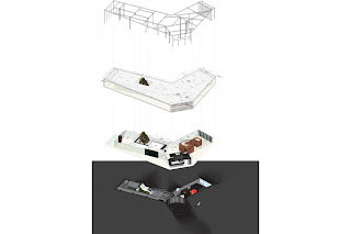 Casa de diseño Plano