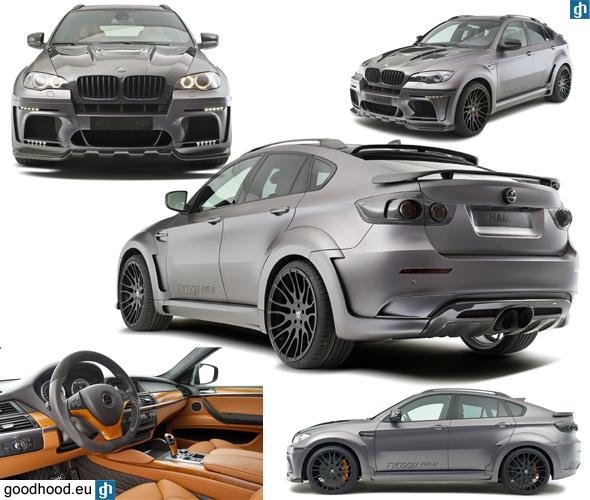Tycoon Evo M für BMW X6 M E71 / SUV / 2014 / Hamann