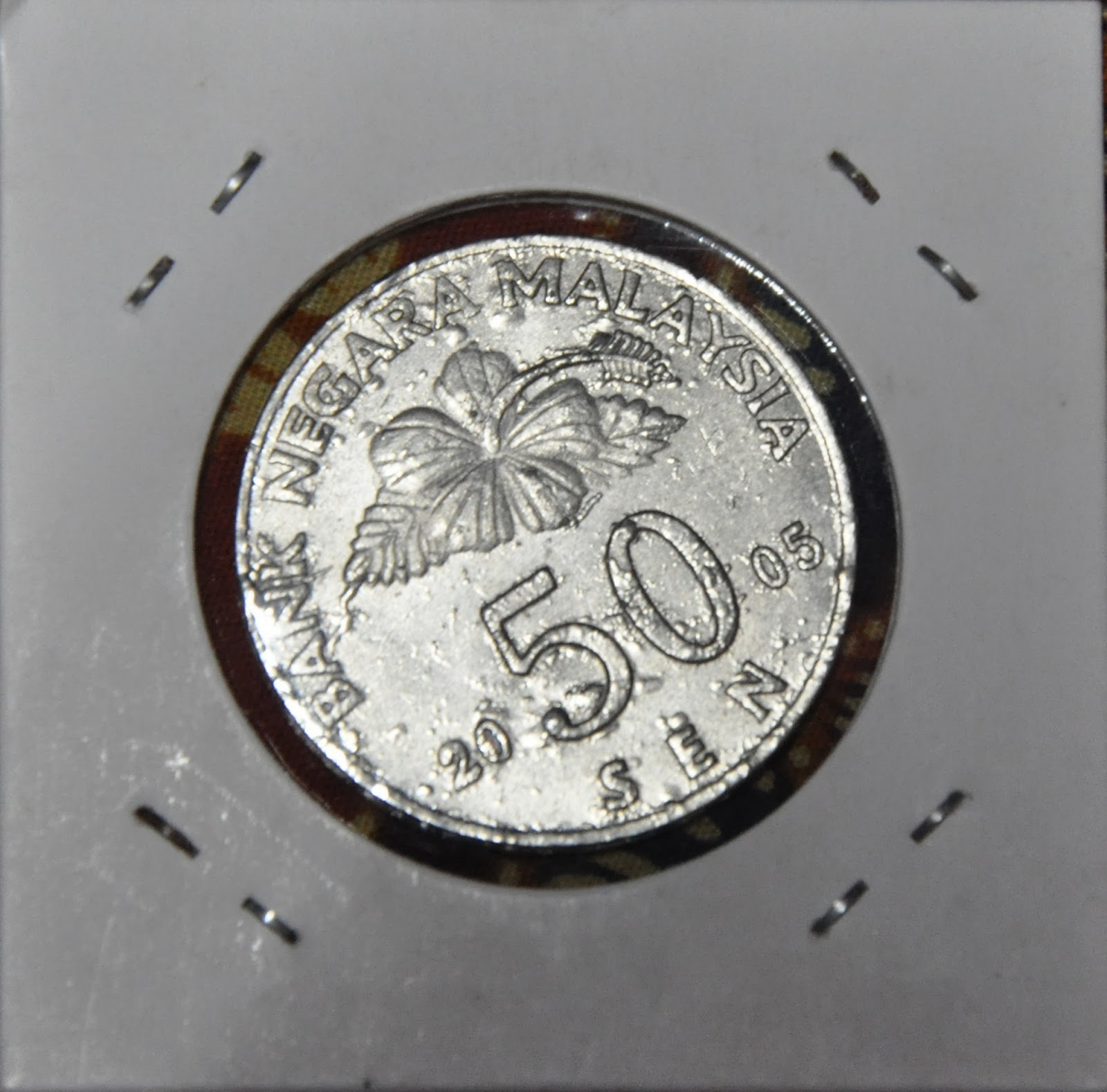 Malaysia 1 Sen Coin Types And Series | MalaysiaCoin