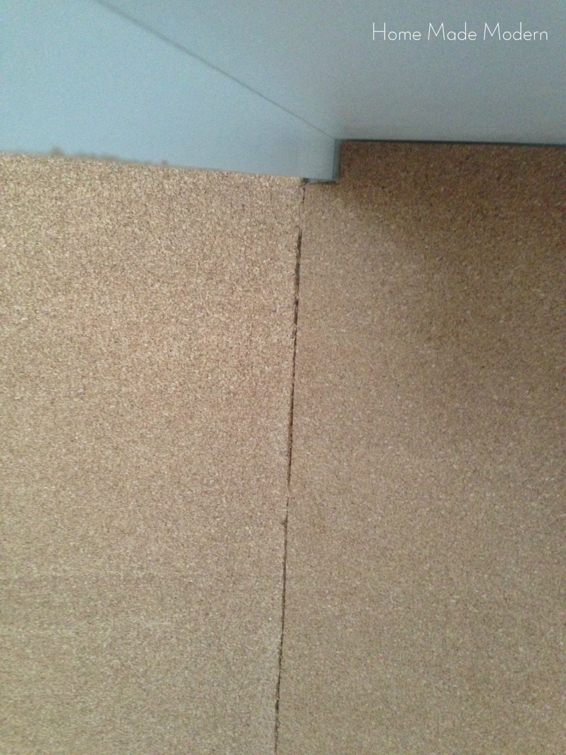 Cork board wall cork board wall cork wall tiles pared de corcho gallery of diy cork board home made modern with cork board wall gumiabroncs Image collections