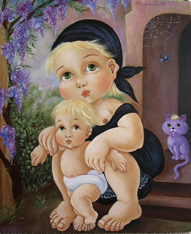 Pittura e scultura Ilmondodimaryantony.jpg1