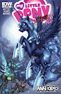 My Little Pony Fiendship is Magic #1 Comic Cover FanExpo Variant