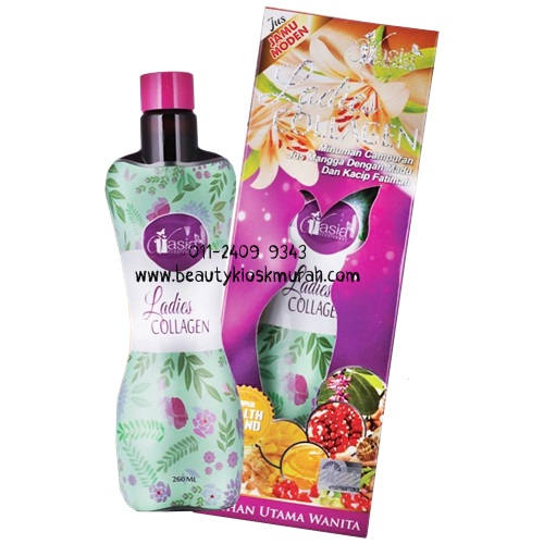Ladies Collagen V'Asia