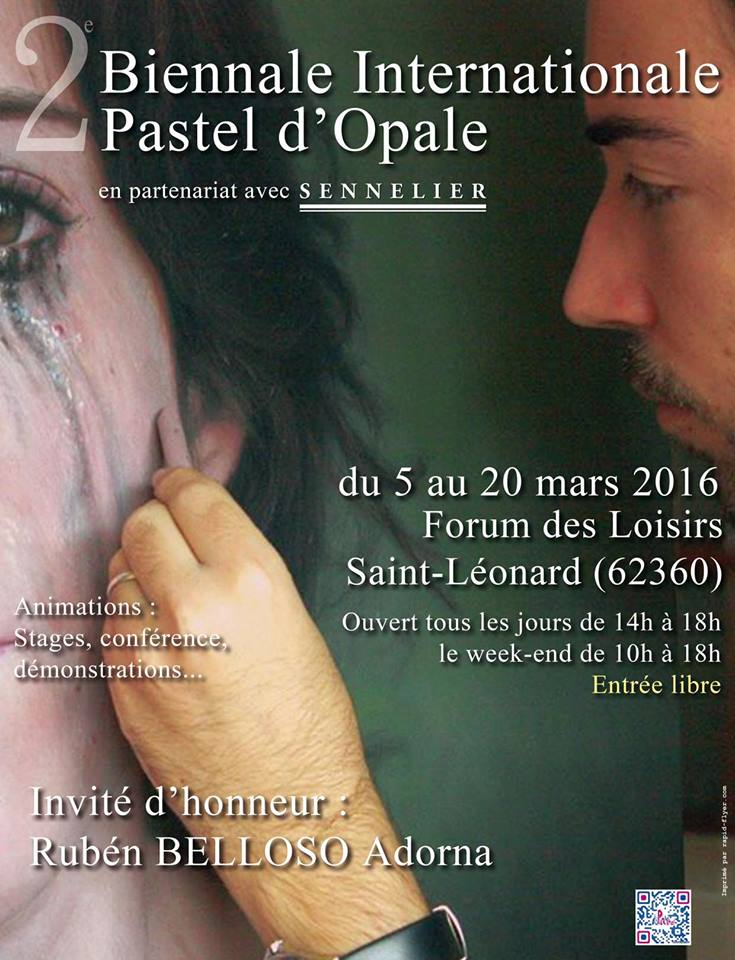 2ème Biennale internationale Pastel d'Opale 62