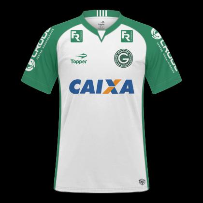 GT Camisas  Camisas Goiás 2017   2018 Goiano 2018 - Home e Away 1195a45acd2d5