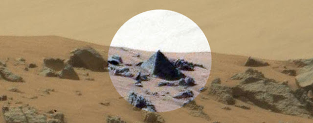 pyramids on different planets - photo #6